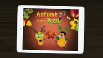 123 Kids Fun AUTUMN PUZZLE | Arts and Crafts App for Toddlers and Preschoolers | Games for