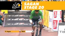 Peter Sagan - Étape 20 / Stage 20 - Tour de France 2018