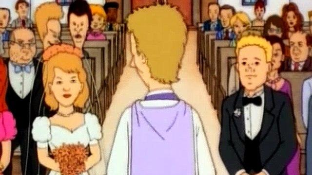Beavis and Butt-Head S05E30 - Here Comes the Bride's Butt