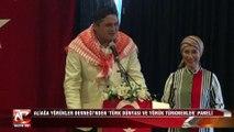 Aliağa Yörükler Derneği'nden 'Türk Dünyası Ve Yörük Türkmenler' Paneli