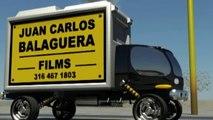 CHOQUES DE AUTOS POR TORNADO ANIMACION 3D CAR CRASH TORNADO ANIMATION CGI