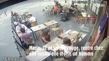 Paris : elle insulte son harceleur, il la frappe en pleine rue