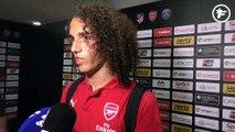 Arsenal : Mattéo Guendouzi raconte son intégration