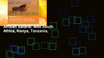 New Releases Fodor s The Complete Guide to African Safaris: with South Africa, Kenya, Tanzania,