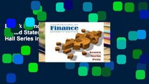 Ebook Foundations of Finance: United States Edition (Prentice Hall Series in Finance) Full