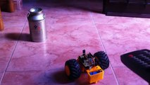 Arduino Controlled Nerf Turret - video dailymotion