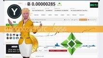 Cryptocurrency Yee $YEE Soars 44% Over the Last Day