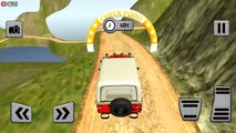Offroad Jeep Driving Adventure Mountain Jeep 2018 / Android gameplay FHD