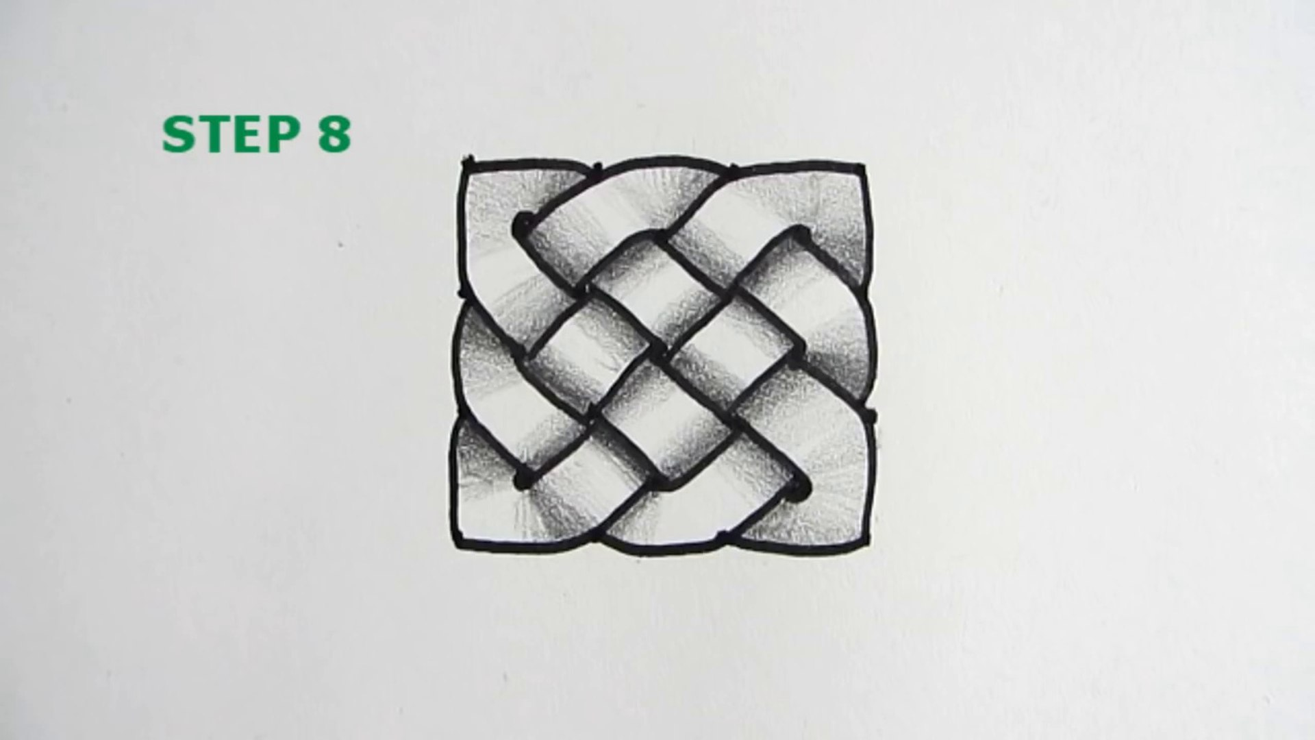 Comment Dessiner Un Noeud Celtique étape Par étape