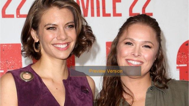 Lauren Cohan Discusses 'The Walking Dead' Season 9
