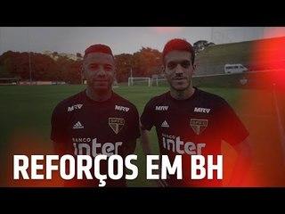 BOLETIM + BRUNO PERES E LUCAS KAL: 28.07 | SPFCTV