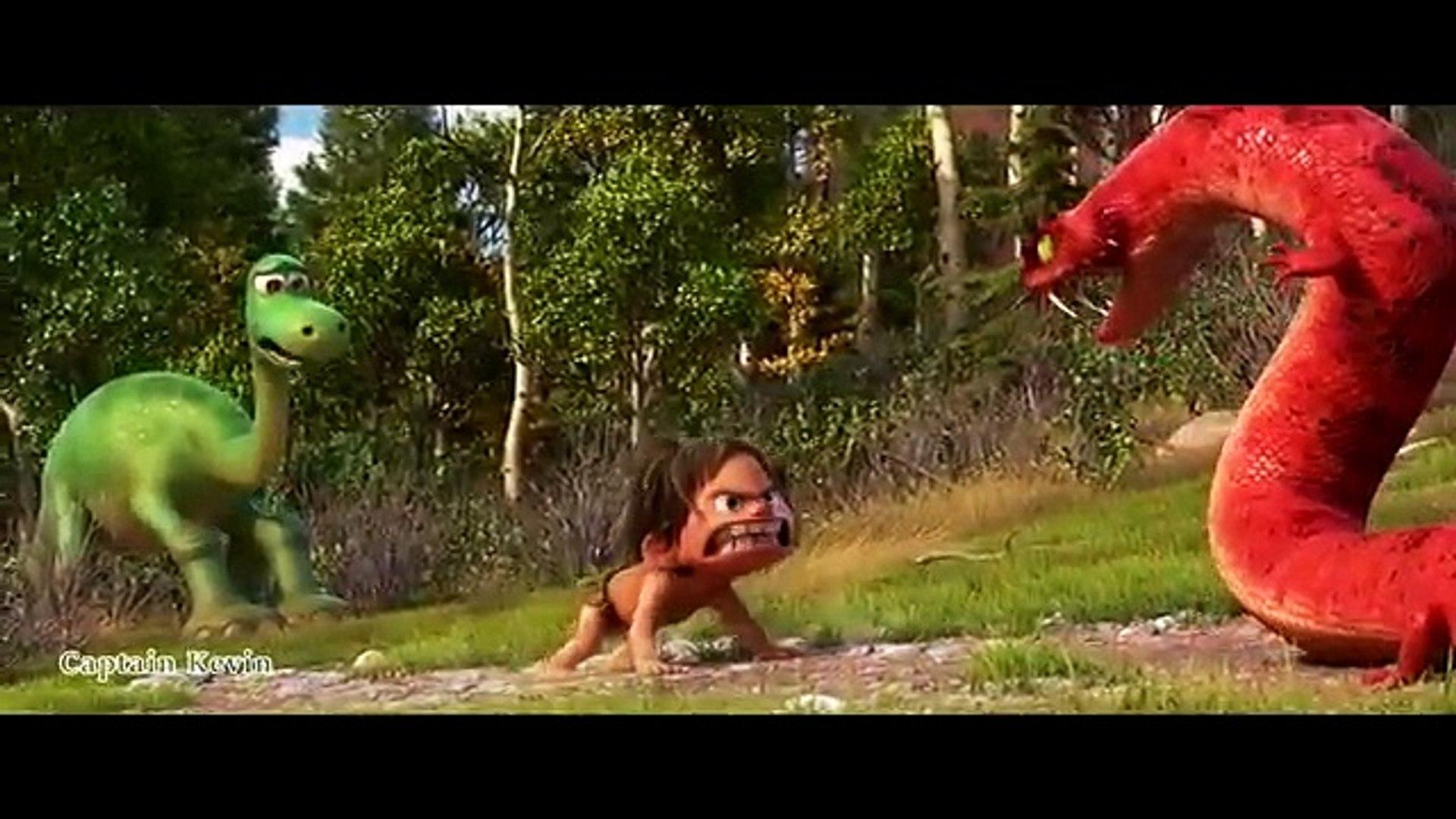 The Good Dinosaur - Spot Memorable Moments