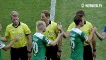 Traumdebüt für Davy Klaassen - erstes Spiel, erstes Tor| Arminia Bielefeld - Werder Bremen 0:1