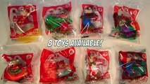 Alvin and the Chipmunks Chip Wrecked 8 McDonalds Happy Meal Toy Review new