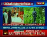 Karnataka Memorial War No time for martyrs; memorial left to rot