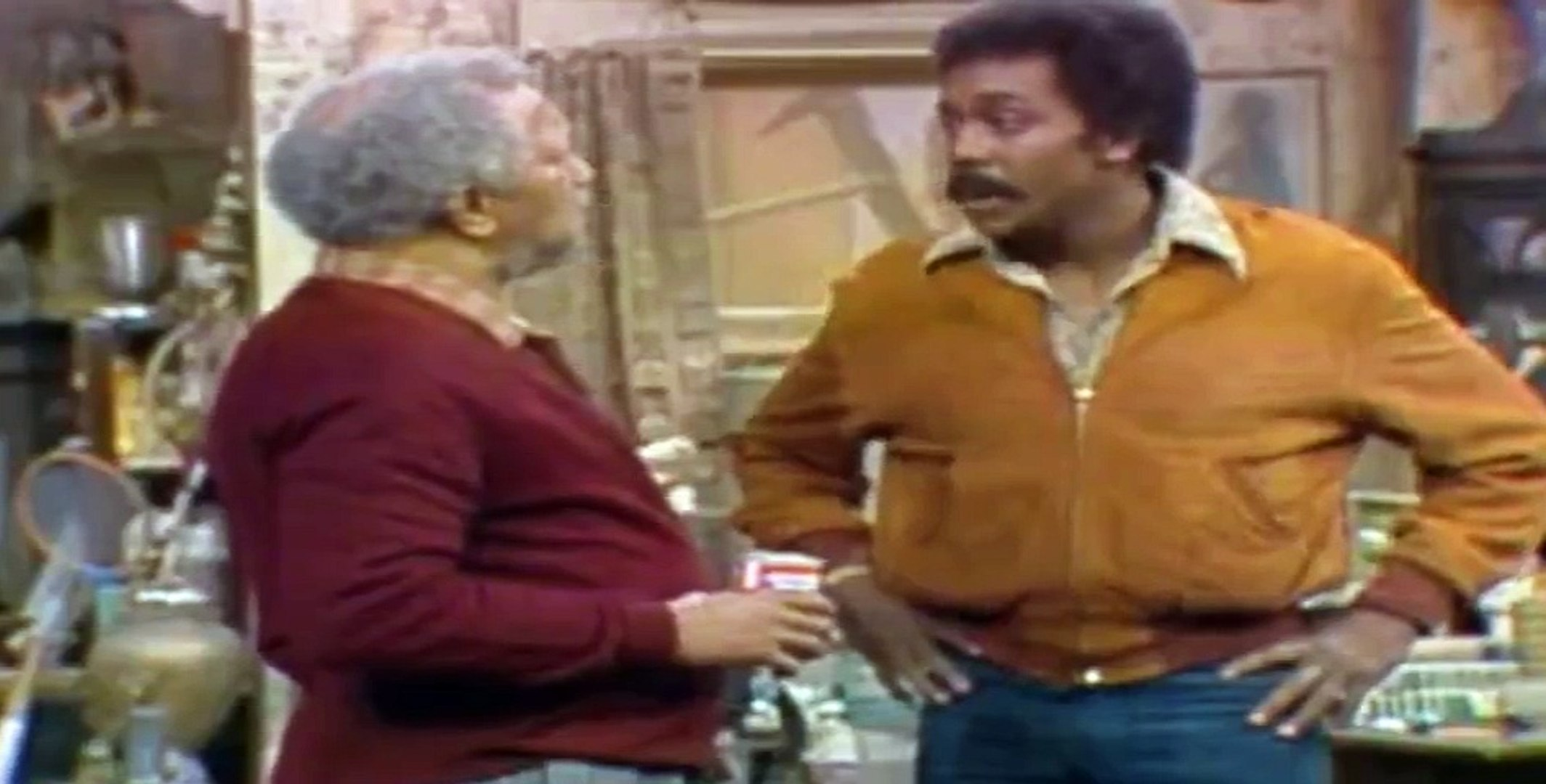Sanford and Son S02 - Ep21 Home Sweet Home for the Aged HD Watch
