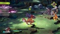 Digimon Survive - Gameplay Combats
