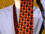 Cómo hacer un nudo de corbata doble paso a paso por primera vez. Fácil y rápido
