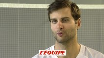 Labar «Chacun met sa petite pierre» - Badminton - Championnat du monde