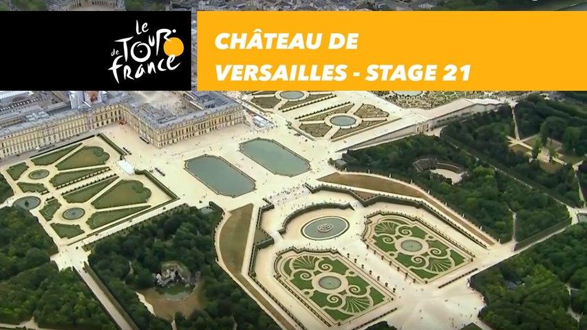 Château de Versailles - Étape 21 / Stage 21 - Tour de France 2018