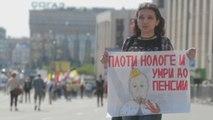 Detenido en Moscú el organizador de manifestación contra reforma de pensiones