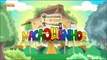 5 Macaquinhos ( five little monkeys) Corujinha Encantada
