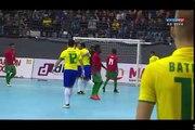 Brasil 18 x 0 Ilhas Salomão, futsal, Melhores Momentos, new, SHOW DO MITO FALCÃO futsal