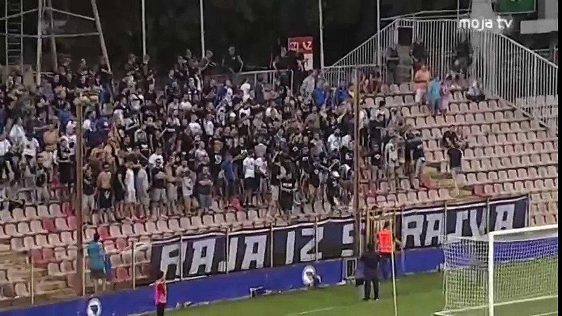 NK Čelik - FK Željezničar / Robijaši - Manijaci