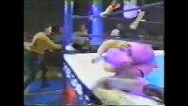 Masa Chono/Hiroyoshi Tenzan vs Shinya Hashimoto/Junji Hirata (New Japan August 5th, 1995)