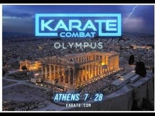 Karate Combat: Olympus - Live Stream