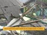Angka kematian akibat gempa bumi Lombok masih 16 orang