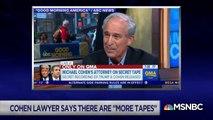 "More Michael Cohen Tapes Coming? Michael Cohen ""Kicks Back"" At Donald Trump | The Last Word | MSNBC"