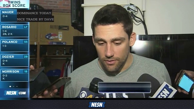 NESN Sports Today: Nathan Eovaldi On First Start With Red Sox