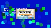 Digital book  Argo Brothers Math Workbook, Grade 6: Common Core Math Multiple Choice, Daily Math