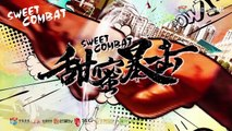 【甜蜜暴击】花絮:鹿晗格斗场打戏帅气!   Sweet Combat - Luhan