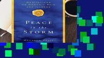 New Releases Peace in the Storm: Meditations on Chronic Pain and Illness  Any Format
