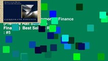 Complete acces  Corporate Finance (Prentice Hall Series in Finance)  Best Sellers Rank : #5