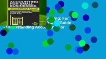 About For Books  Accounting: For Small Businesses QuickStart Guide - Understanding Accounting For