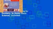 Full version  Netter s Head and Neck Anatomy for Dentistry, 3e (Netter Basic Science)  Unlimited