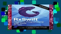 Full E-book RxSwift: Reactive Programming with Swift Best Sellers