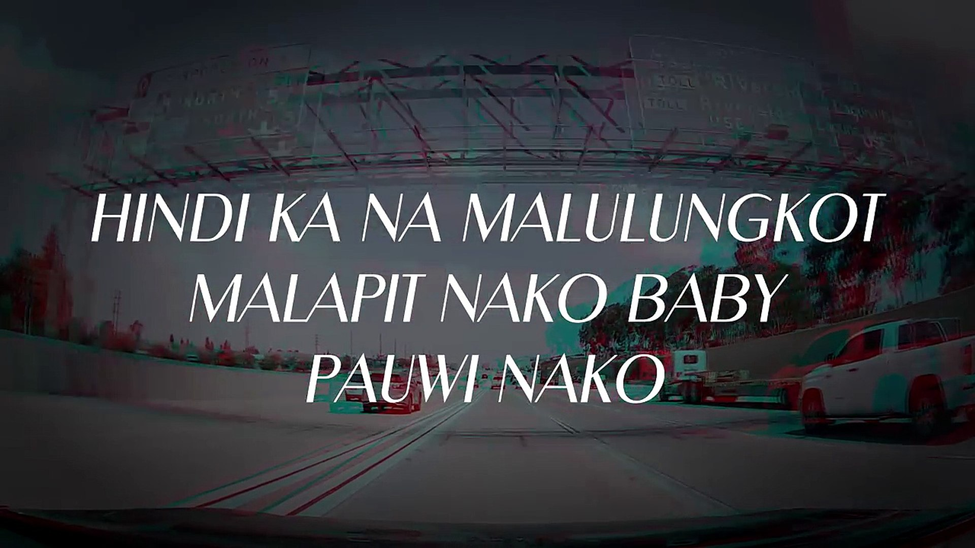 PAUWI NAKO - O.C. Dawgs ft. Yuri Dope, Flow-G (LYRIC VIDEO)