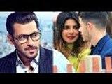 Priyanka Chopra's Exit From Salman Khan's Bharat For Nick Jonas?