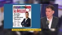"""Affaire Benalla : pour Olivier Faure, """"les amis du président de la République continuent à accompagner la communication de monsieur Benalla"""""""