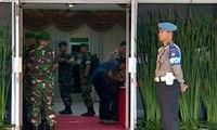 TNI dan Polri Gelar Rakor Pengamanan Asian Games 2018