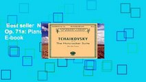 Best seller  Nutcracker Suite, Op. 71a: Piano Solo  E-book