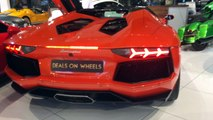 MO VLOGS LAMBO ALMOST HIT 458i SPECIALE!!+Plus Lamborghini Aventador Cold Startup in Dubai!
