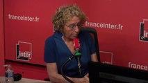 """Muriel Pénicaud : """"Dans le projet de loi, on a mis en place le fait que toutes les personnes qui travaillent à mi-temps aient le même droit à la formation que les gens qui travaillent à temps plein""""."""