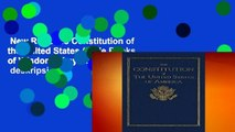 New Releases Constitution of the United States (Little Books of Wisdom)  Any Format   deskripsi