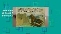 New Releases The Complete World of Greek Mythology (Complete Series) Complete