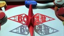 origami 3D Art 健康長寿 還暦・古希プレゼント用オーダーメイド製作
